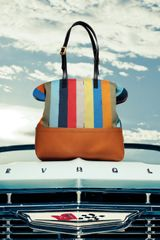 Fendi 2bag, Multicolor Stripes - Lyst