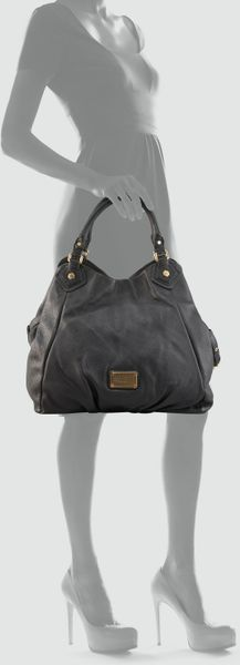 Marc By Marc Jacobs Classic Q Francesca Tote in Black - Lyst