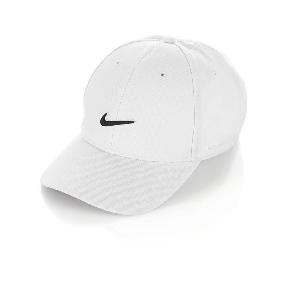 lyst nike legacy 91 dri fit baseball cap in white for men. Black Bedroom Furniture Sets. Home Design Ideas