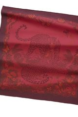 Hermes Jungle Love Scarf in Purple - Lyst