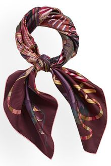 Hermes Point Dorgue Scarf - Lyst
