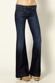 7 For All Mankind The Dojo Jeans - Lyst