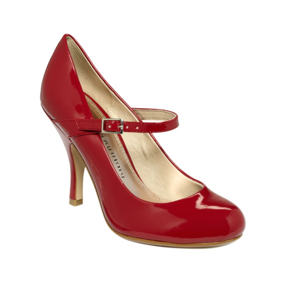 b3bdf2a3c4 Chinese Laundry Next To Me Mary Jane Pumps in Red - Lyst