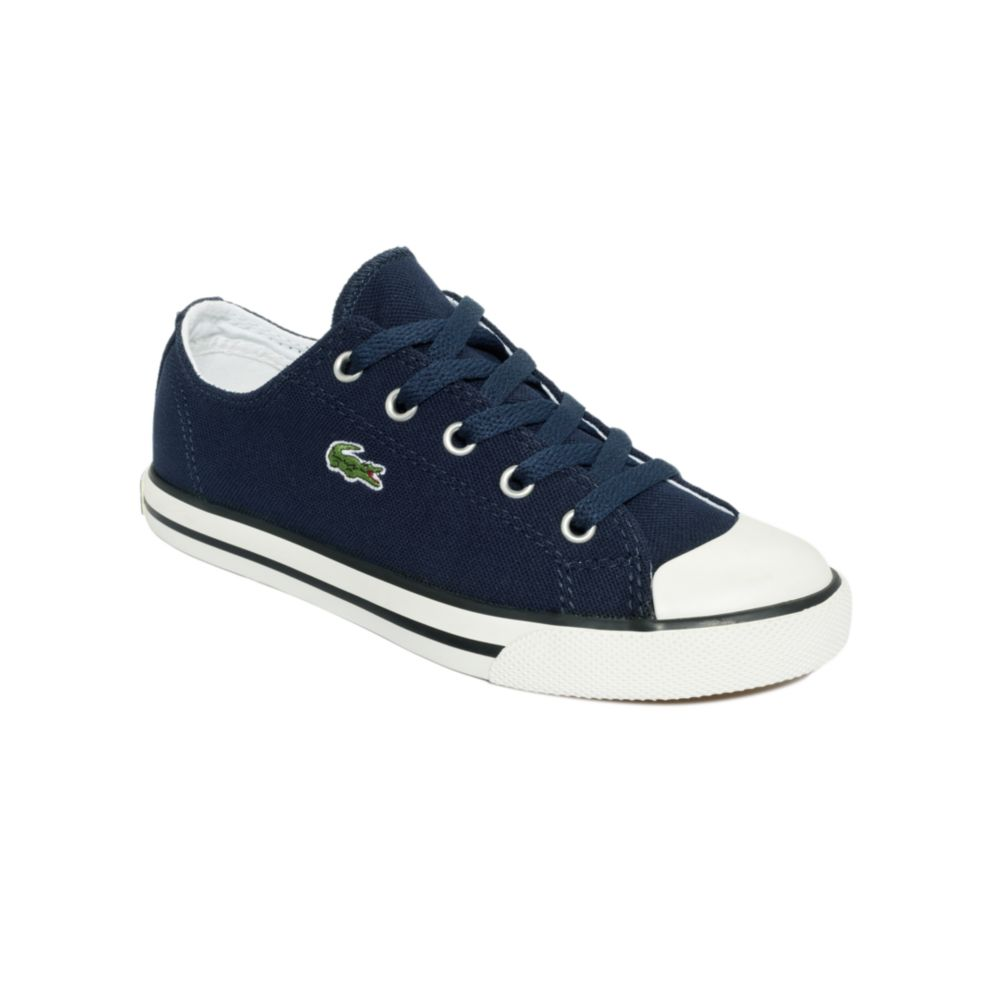 Lacoste L27 W Sneakers In Blue Navy