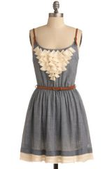 ModCloth Ranch House Darling Dress - Lyst