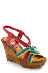ModCloth Water Ice Wedge - Lyst