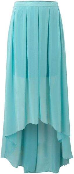 Tfnc High Low Skirt - Lyst