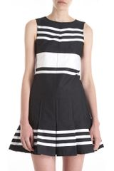 10 Crosby by Derek Lam Sleeveless Dress - Lyst