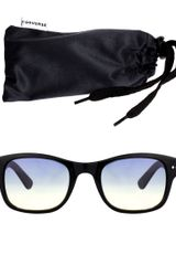 Converse Converse Wayfarer Sunglasses in Black for Men - Lyst
