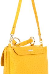 Rebecca Minkoff Rebecca Minkoff Covet Shoulder Bag in Yellow - Lyst