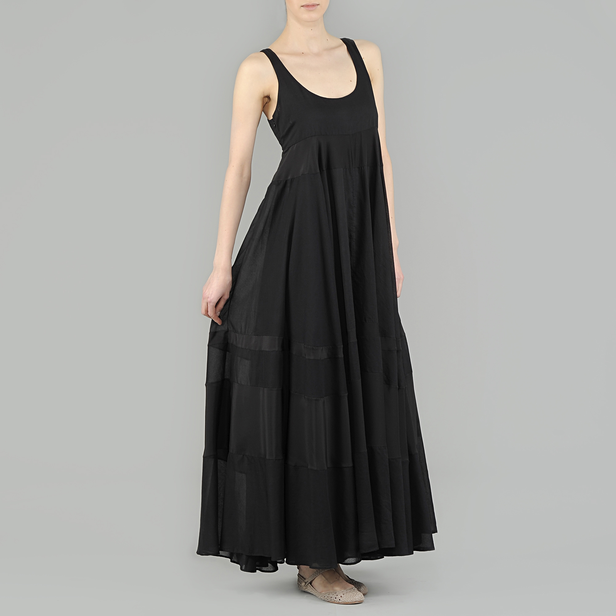 Cotton black maxi dresses forecast dress for everyday in 2019