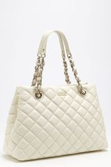 Kate Spade Gold Coast Maryanne Quilted Leather Shopper - Lyst