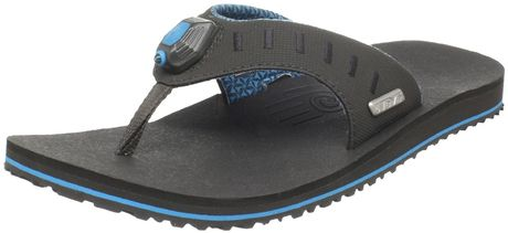 Teva Illum Thong Sandal in Gray for Men (beluga) - Lyst