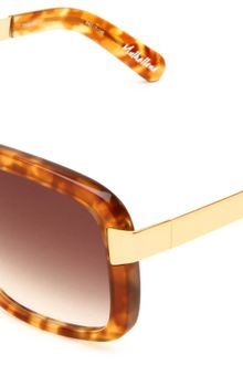 Elizabeth And James Mulholland Navigator Sunglasses - Lyst