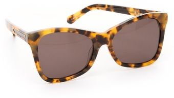 Karen Walker Perfect Day Sunglasses - Lyst