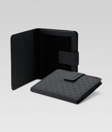 Gucci Ipad Case in Black for Men - Lyst