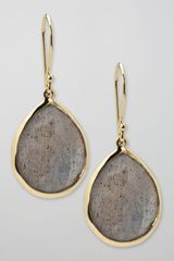 Ippolita Labradorite Teardrop Earrings - Lyst