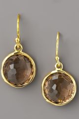 Ippolita Lollipop Quartz Earrings Mini - Lyst