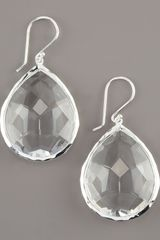 Ippolita Teardrop Quartz Earrings - Lyst