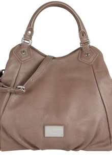 Marc By Marc Jacobs Taupe Classic Q Francesca Tote Bag - Lyst