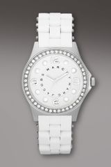Marc By Marc Jacobs Crystalfaced Pelly Watch - Lyst
