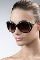Roberto Cavalli Open-temple Wire-arm Sunglasses - Lyst