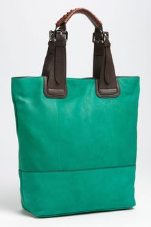 Steven By Steve Madden Leather Tote - Lyst