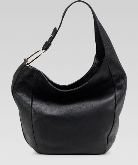 Gucci Greenwich Medium Shoulder Bag in Black (nero  black)) - Lyst
