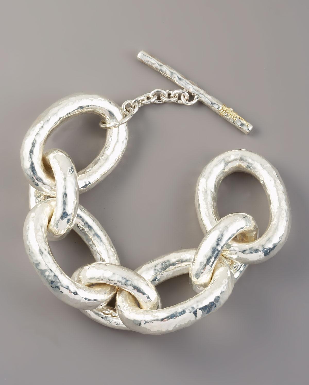 Ippolita Glamazon Chunky Link Bracelet In Metallic Lyst