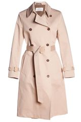 Maison Martin Margiela Maison Martin Margiela 1 Womens Double Breasted Trench Coat - Lyst