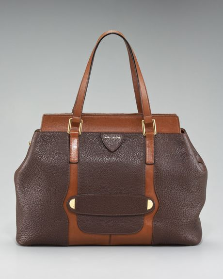 Marc Jacobs Perry Tote in Brown (espresso) - Lyst