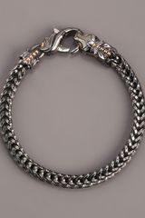 Stephen Webster No Regrets Snake-chain Bracelet - Lyst