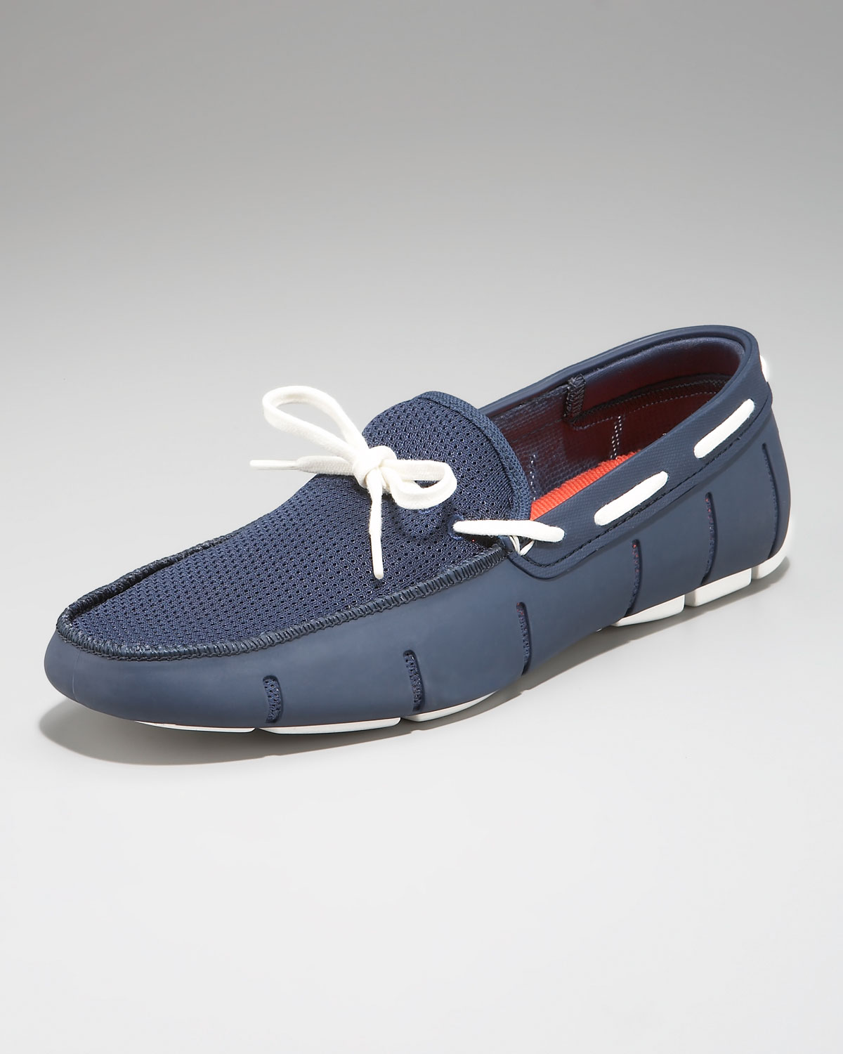 Swims Rubber Driving Loafers official site cheap online 1Sf2TjID