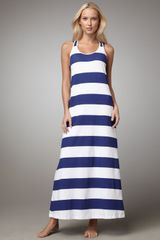 Tommy Bahama Striped Maxi Dress - Lyst