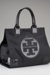 Tory Burch Ella Nylon Tote Bag - Lyst