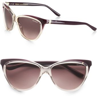 Yves Saint Laurent Cateye Sunglasses - Lyst