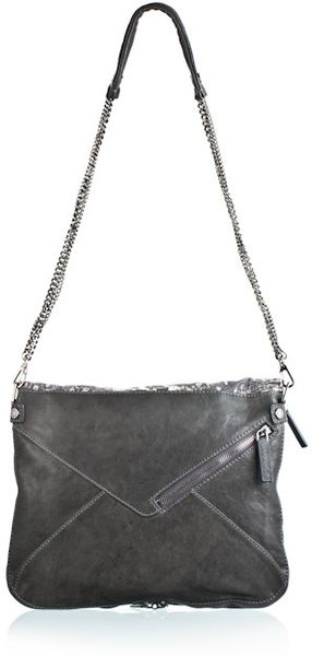 Boyy Slash Bag in Gray (grey) - Lyst