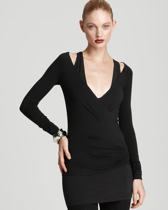 Donna Karan New York Cardigan Ballet - Lyst