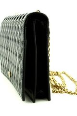 Fendi Foglio Bag in Black - Lyst