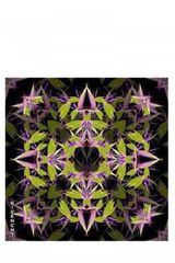 Givenchy Birds Of Paradise Printed Cotton Bandana - Lyst