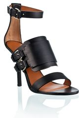 Givenchy Leather Sandal - Lyst
