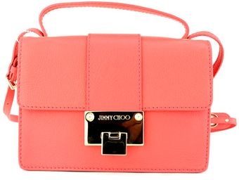 Jimmy Choo Coral Rebel Crossbody Bag - Lyst