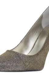 Nine West Metallic Pump - Lyst