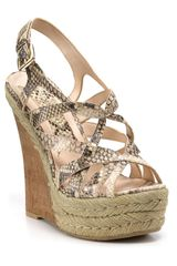 Boutique 9 Wedges Flower Strappy - Lyst
