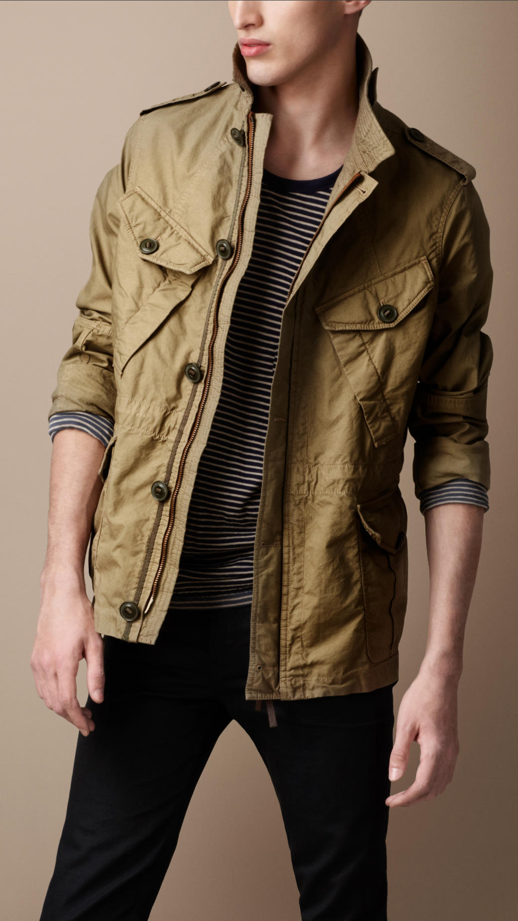 Cotton Jackets For Men