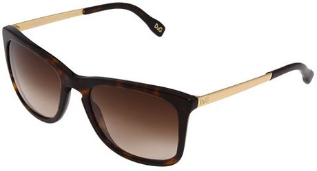 D&g Sunglasses in Gold (h) - Lyst
