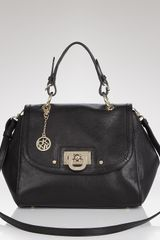 DKNY Tote Vintage Leather Top Handle - Lyst