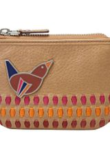Fossil Maddox Icon Novelty Large Coin Purse - Lyst
