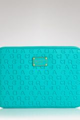 Marc By Marc Jacobs Computer Case Dreamy Neoprene 13 in Black (parrot green) - Lyst