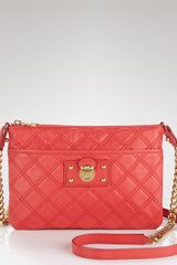 Marc Jacobs Quilted Murray Crossbody - Lyst